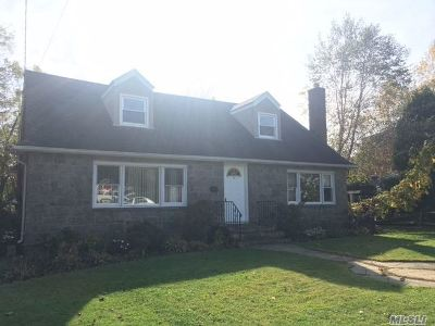 Huntington Single Family Home For Sale: 60 W 10th St