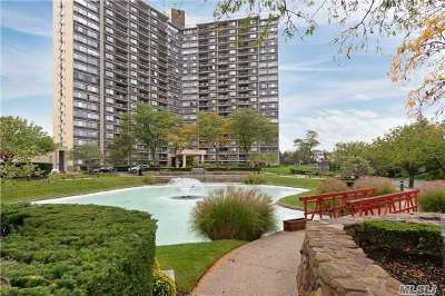 Queens County Condo/Townhouse For Sale: 2 Bay Club Dr #18J