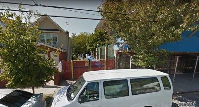 Queens County Residential Lots & Land For Sale: 101 125th St
