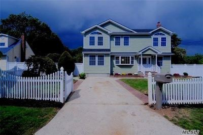 central Islip Single Family Home For Sale: 455 Earle St
