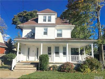 Freeport Single Family Home For Sale: 109 Miller Ave