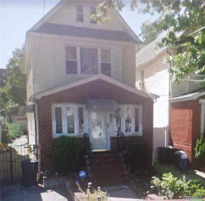 Rego Park Single Family Home For Sale: 61-28 Austin St