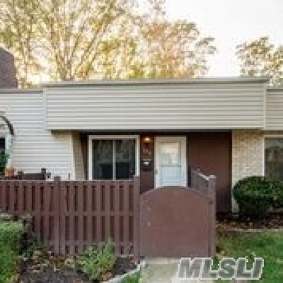 Pt.jefferson Sta NY Condo/Townhouse For Sale: $189,990