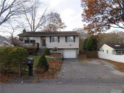 Centereach Single Family Home For Sale: 64 S Coleman Rd