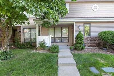 Smithtown Condo/Townhouse For Sale: 251 Pond View Ln