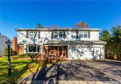 Syosset Single Family Home For Sale: 173 Berry Hill Ct