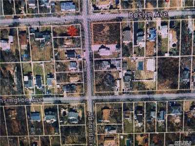 Selden Residential Lots & Land For Sale: 76 Adirondack Dr