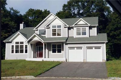 Manorville Single Family Home For Sale: Lot 2 Alexandra Ct