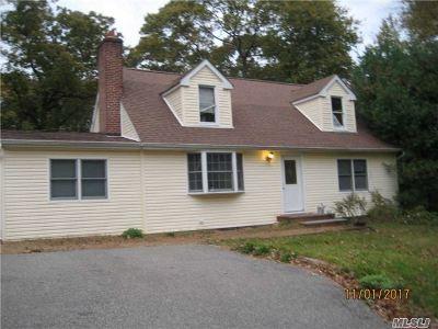 Smithtown Single Family Home For Sale: 45 Croft Ln