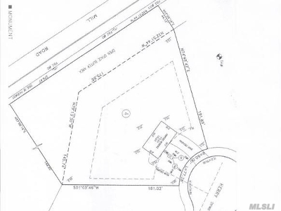 Baiting Hollow Residential Lots & Land For Sale: Lot 4 Kerry