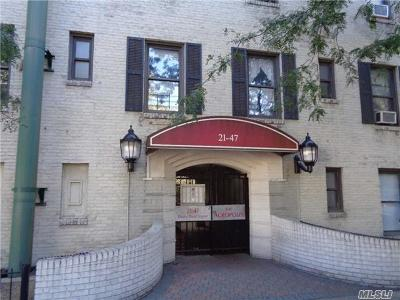Co-op Under Contract: 2147 33rd St #5 E