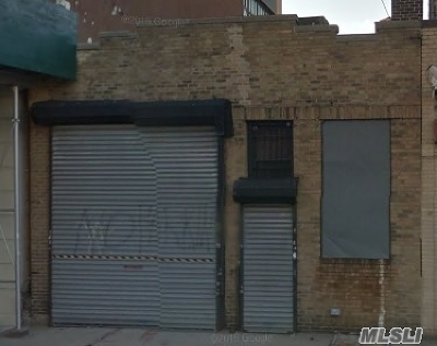 Queens County Commercial For Sale: 40-30 23rd Street