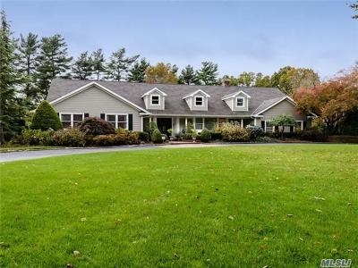 Old Westbury Single Family Home For Sale: 10 Terrace Ct