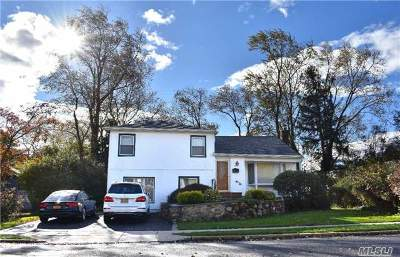 Syosset Single Family Home For Sale: 110 Colony Ln