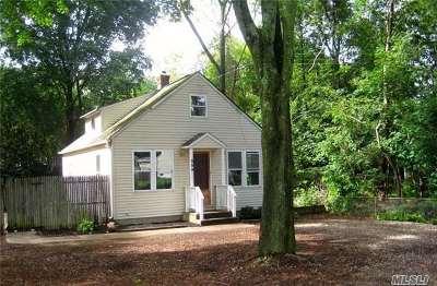 Ronkonkoma Single Family Home For Sale: 359 Central Islip Blvd
