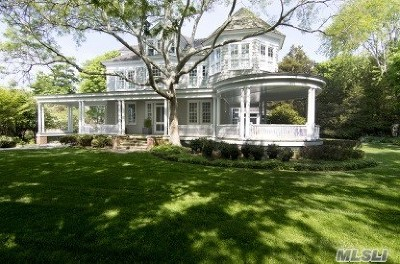 Quogue Single Family Home For Sale: 88 Quogue St