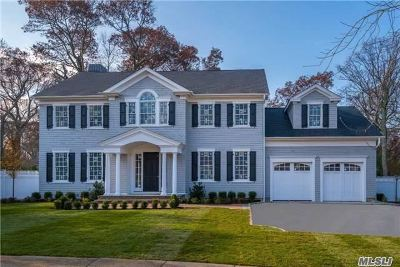 Suffolk County Single Family Home For Sale: 7 Carnegie Ave