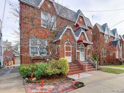 Floral Park Single Family Home For Sale: 95-11 239 St