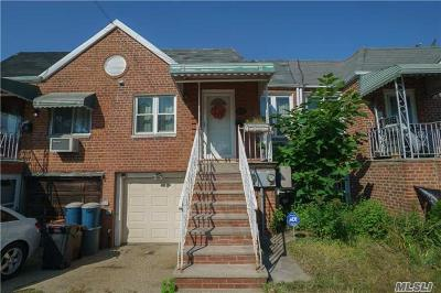 Flushing Single Family Home For Sale: 59-20 164th St