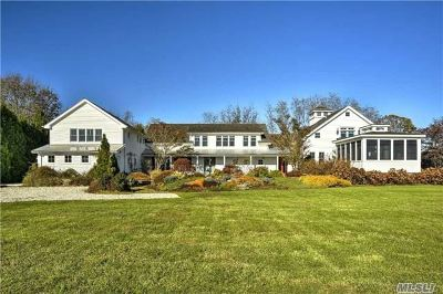 Suffolk County Single Family Home For Sale: 933 New Suffolk