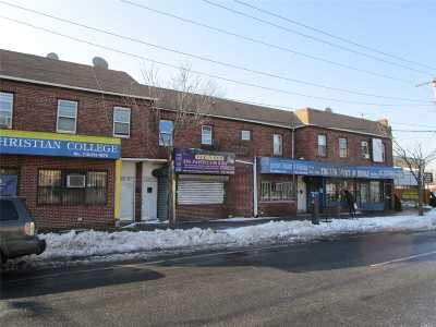 Queens County Commercial For Sale: 225-12/22 Merrick Blvd.
