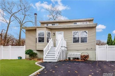 Ronkonkoma Single Family Home For Sale: 116 Apricot Pl