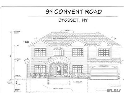 Syosset Single Family Home For Sale: 39 Convent Rd