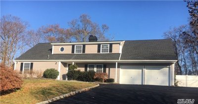 Farmingville Single Family Home For Sale: 7 Somers Ct