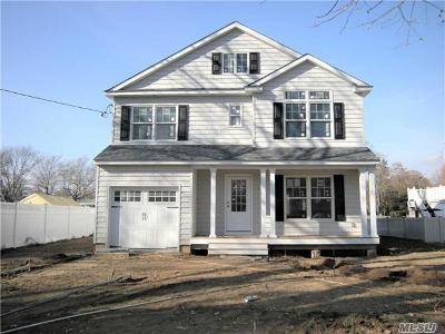 Amityville Single Family Home For Sale: 3 Central Ave