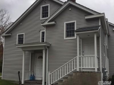 Huntington Rental For Rent: 158 Main St #2nd Fl