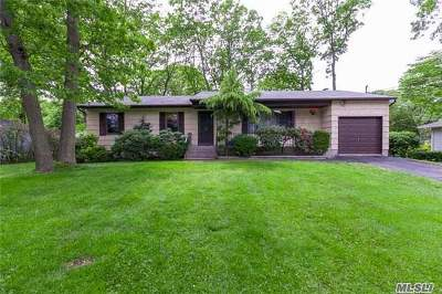 Holbrook Single Family Home For Sale: 98 Geery Ave