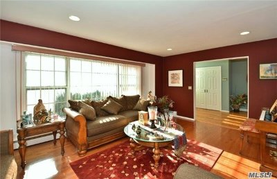Smithtown Single Family Home For Sale: 5 Abbot Rd