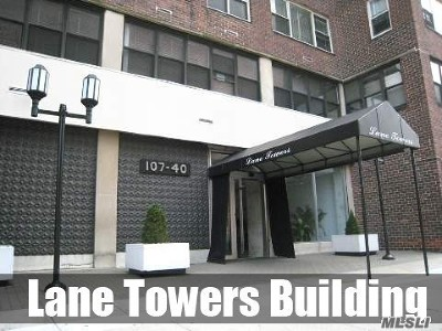 Forest Hills Co-op For Sale: 107-40 Queens Blvd. #10B