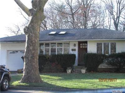 Huntington Sta NY Single Family Home For Sale: $379,995