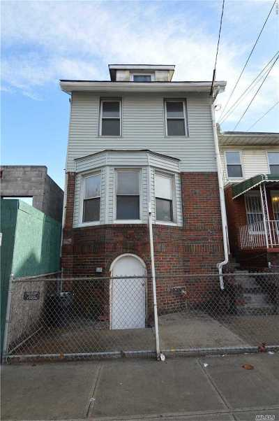 Brooklyn Single Family Home For Sale: 9712 Flatlands Ave