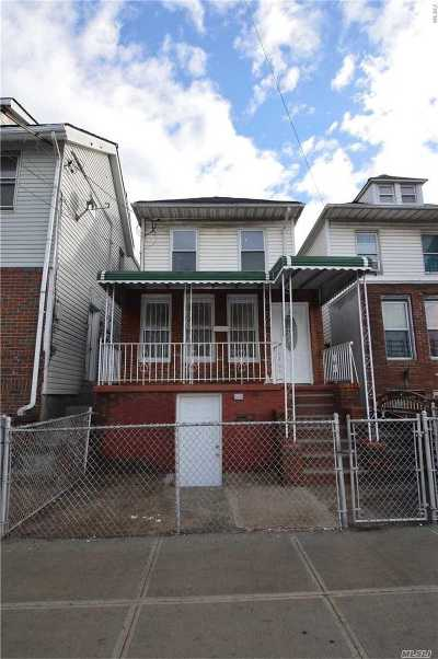Brooklyn Single Family Home For Sale: 9710 Flatlands Ave