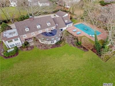 Hewlett Single Family Home For Sale: 1325 Adams Rd
