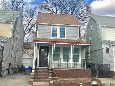 Queens County Single Family Home For Sale: 142-19 129th Ave
