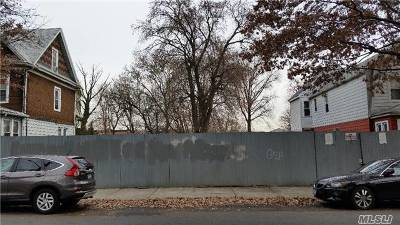 Queens County Residential Lots & Land For Sale: 142nd Pl