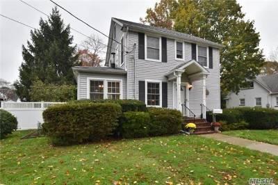 Huntington Sta NY Single Family Home For Sale: $365,000