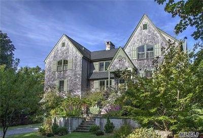 Suffolk County Single Family Home For Sale: 1700 N Hyatt Rd