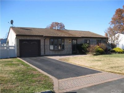 Holbrook Single Family Home For Sale