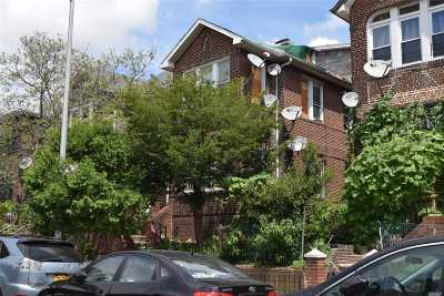 Jackson Heights Multi Family Home For Sale: 35-39 89 St