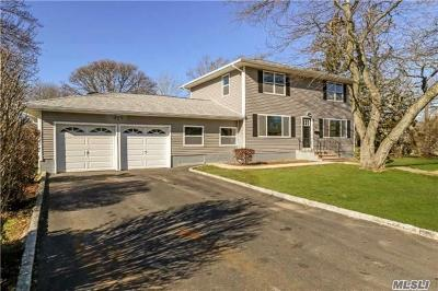 West Islip NY Single Family Home For Sale: $489,000