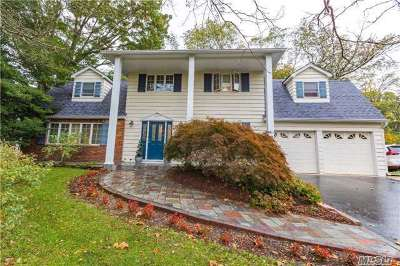 Suffolk County Single Family Home For Sale: 46 Heights Rd