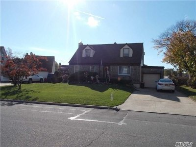 Valley Stream Single Family Home For Sale: 31 Birchwood Dr