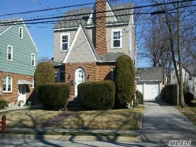 Nassau County Rental For Rent: 29 N Bayles Ave