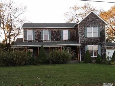 Sag Harbor Single Family Home For Sale: 21 Ridge Dr