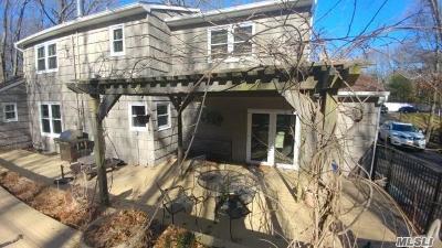 Port Jefferson Rental For Rent: 107 Red Oak Ct