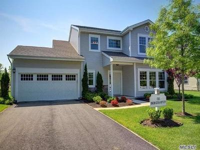 Suffolk County Single Family Home For Sale: 26 Pond View Cir